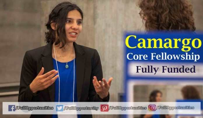 Camargo Core Fellowship