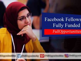 Facebook Fellowship