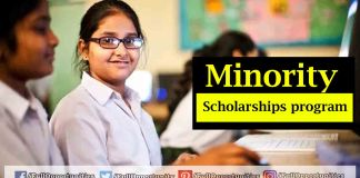 Minority Scholarships 2019