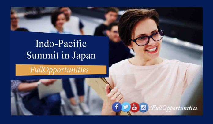 ALLI Indo-Pacific Summit 2019 in Japan (Fully Funded)