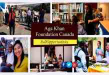 Aga Khan Foundation Canada