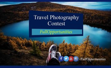 Travel Photography Contest: Trip to Mongolia (Fully Funded)
