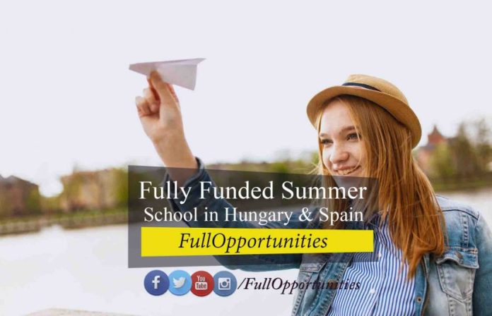 Summer School in Hungary and Spain