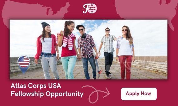 Atlas Corps Fellowship in USA