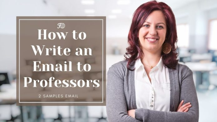 E-mail to Professors for Research Internship