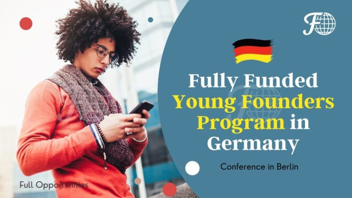 Young Founders Program in Germany