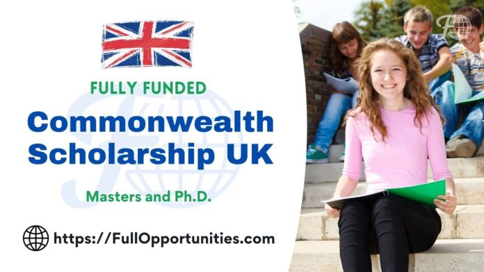 Commonwealth Scholarship UK