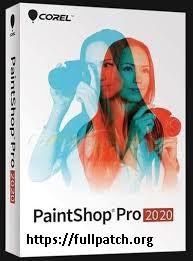 Corel PaintShop 2020 crack & Full serial  Key