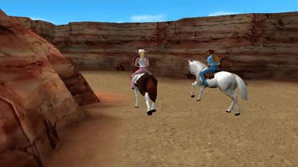 Скачать игру Барби Приключения На Ранчо в Поисках Лаки ...