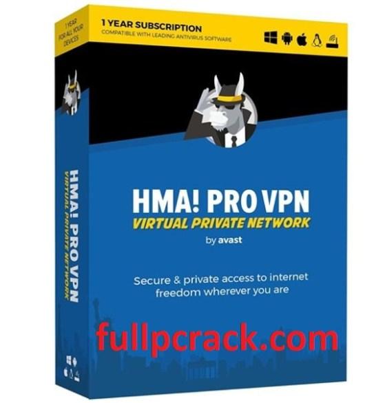 HMA Pro VPN 5.0.233 Crack + License key 2020 (Windows)