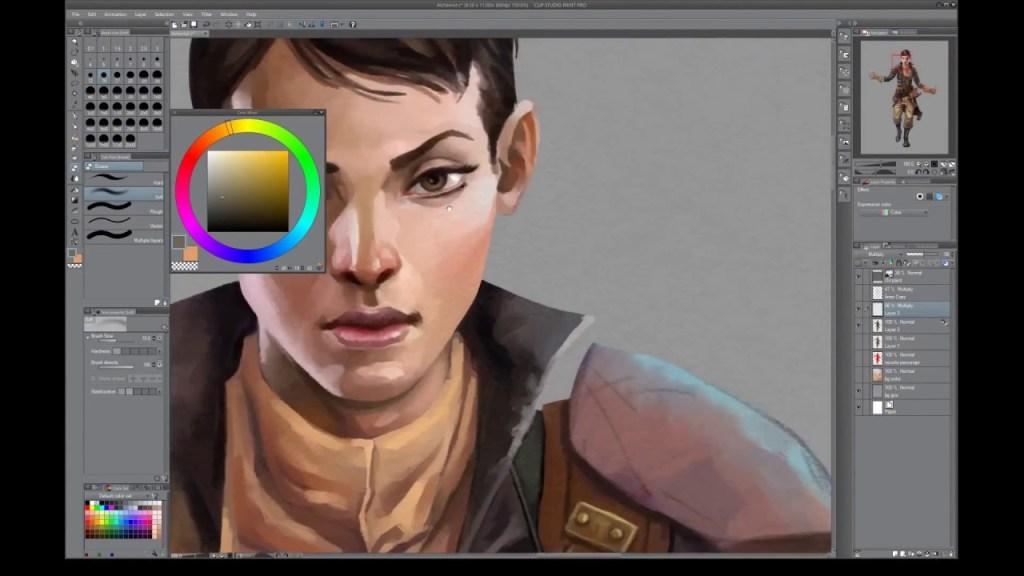 Clip Studio Paint Crack + Keygen [Serial Number] Full Download