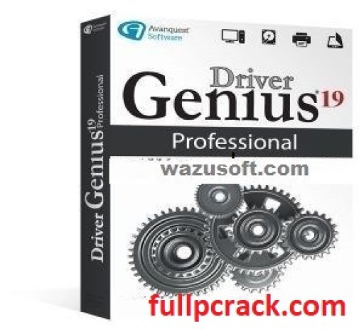 Driver Genius 20.0.0.128 Crack + Serial Key (License Code) 2020