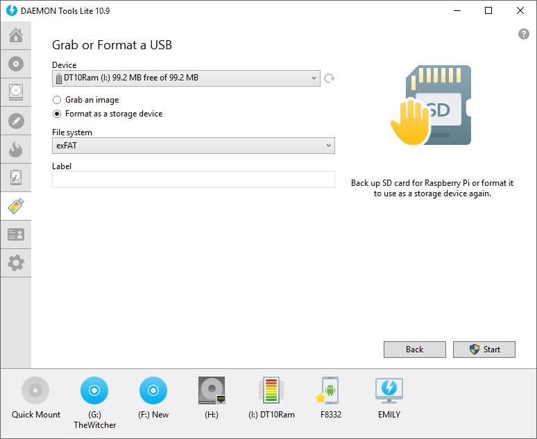 DAEMON Tools Pro 8.3.0.0749 Crack [Portable + Full]