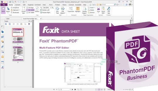 Foxit PhantomPDF 10.0.1.35811 Crack + Activation Key 2021