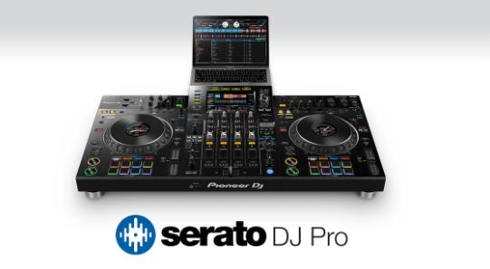 Serato DJ Pro 2.4.4 Crack With License Key Free Download