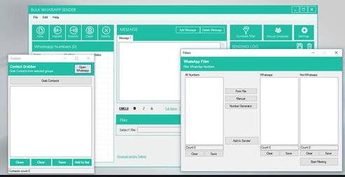 Whatsapp Bulk Sender 6.2 Crack Incl License Key Free Download