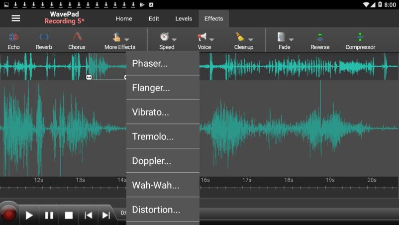 WavePad Sound Editor 13.03 Crack + Registration Code [Windows]
