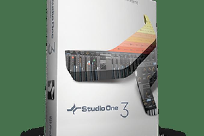 PreSonus Studio One Pro 3.5.5.45892 Crack + Keygen Free Here