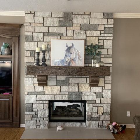 beautiful fireplace restoration ideas