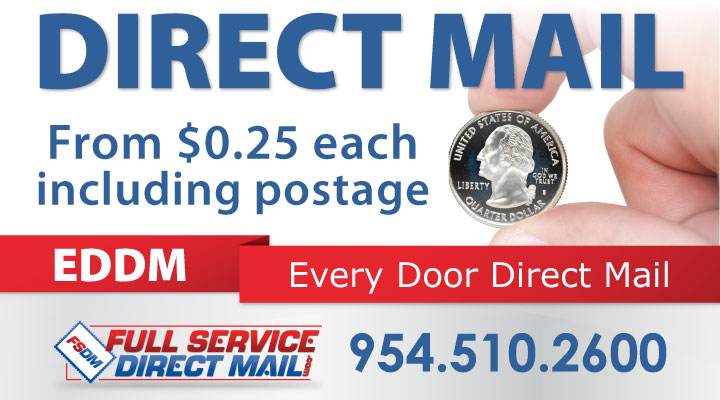 EDDM Full Service Direct Mail