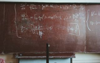 Full Slate Writing Albany NY - Chalkboard