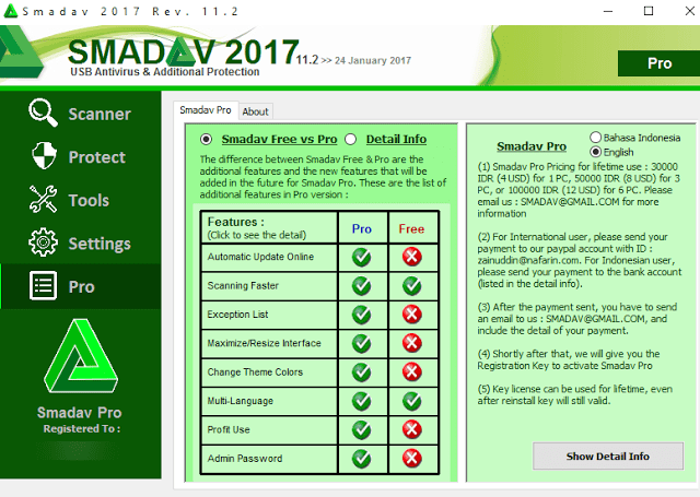 Smadav 2017 Serial Key Crack Full Version