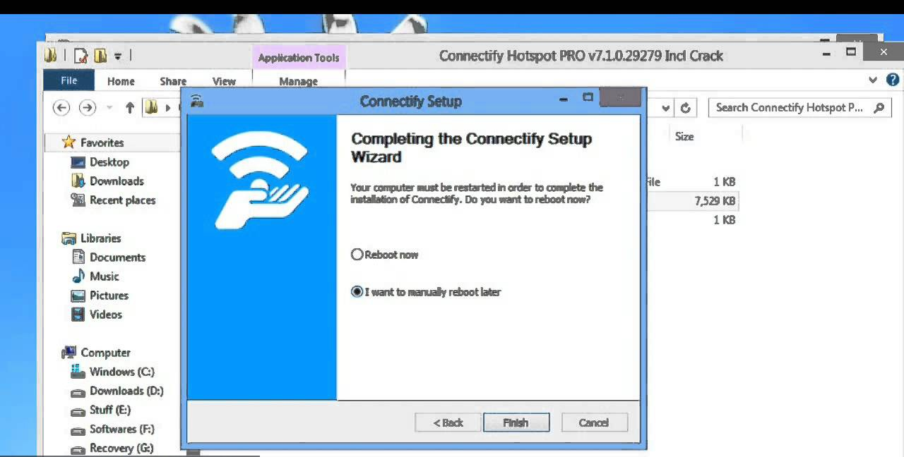 CONNECTIFY HOTSPOT PRO 2017