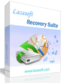 Lazesoft Recovery Suite Unlimited Edition Crack