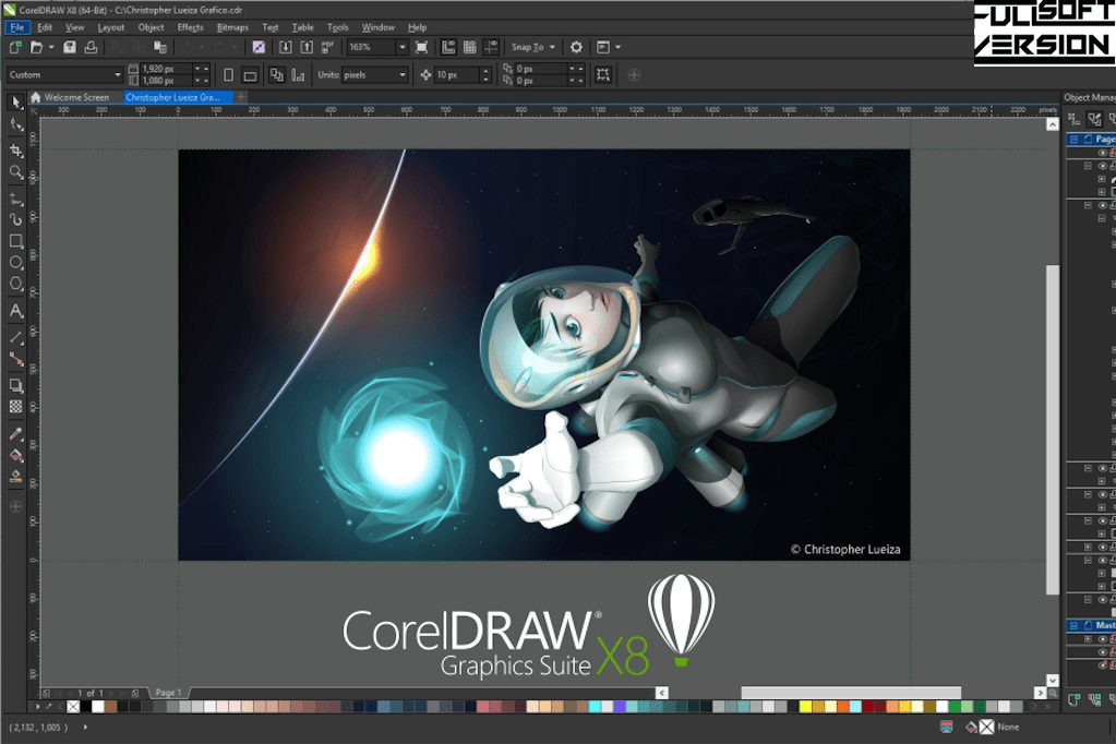 corel draw x8 keygen