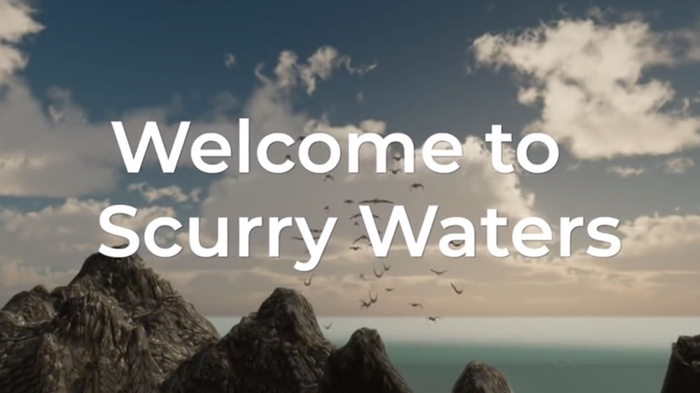 Scurry Waters Intro