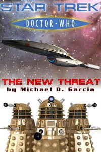 Star Trek: The New Threat cover