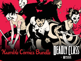 Pay what you want for The Humble Comics Bundle: Deadly Class by Image Comics!