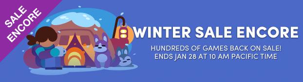 Winter Sale Encore