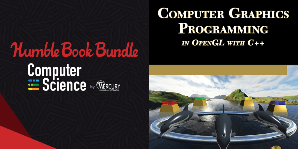 Pay what you want for The Humble Book Bundle: Computer Science by Mercury Learning!