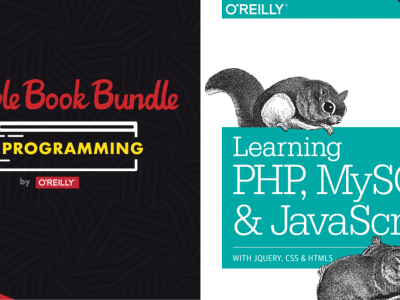 Name your price for great programming books in The Humble Book Bundle: Web Programming by O'Reilly!