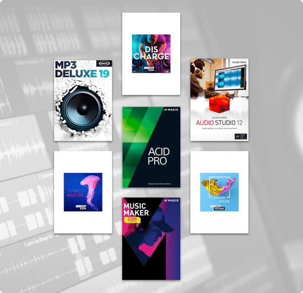 The Humble Software Bundle: Your Beats. ACIDized.