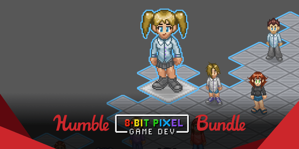 Pay what you want for pixel art, textures, fonts, sound effects, and tunes in The Humble 8-Bit Pixel Game Dev Bundle