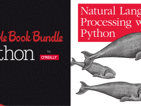 Pay what you want for great Python programming books in The Humble Book Bundle: Python by O'Reilly!