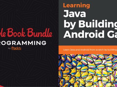 Name your own price for The Humble Book Bundle: Programming by Packt!