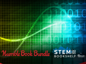 Pay what you want for The Humble Book Bundle: STEM Bookshelf by Mercury Learning!