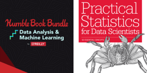 Pay what you want for The Humble Book Bundle: Data Analysis & Machine Learning by O'Reilly!