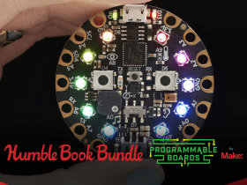 Name your own price for The Humble Book Bundle: Programmable Boards by Make Community