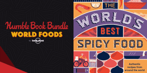 Pay what you want for The Humble Book Bundle: World Foods by Lonely Planet
