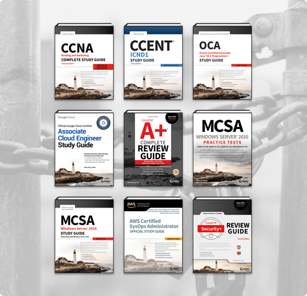 Humble Book Bundle: Network & Security Certification 2.0 by Wiley