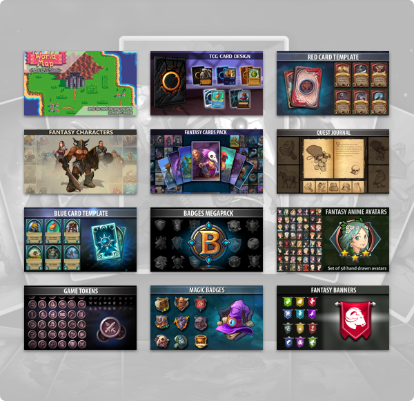 Humble Make Your Card Game! Bundle