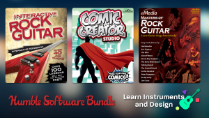 Pay what you want for The Humble Software Bundle: Learn Instruments and Design!