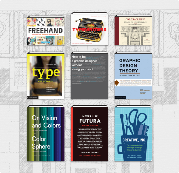 Humble Book Bundle: Graphic Design & Visual Art by Chronicle Books & Princeton Architectural Press