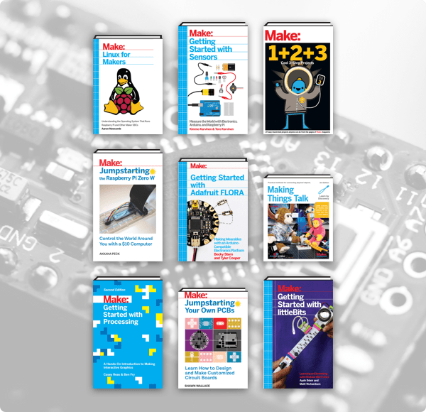 Humble Book Bundle: Programming for Makers