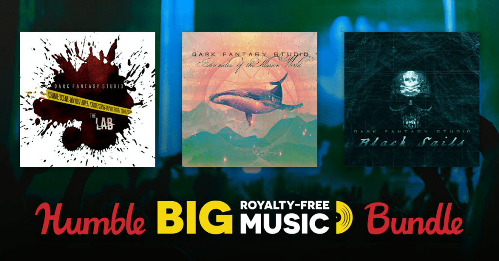 Pay what you want for 26 albums and over 400 tracks, with seamless premium licenses for royalty-free music!