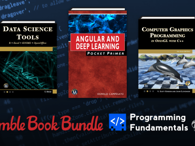 Get ebooks like Game Testing, Third Edition, Intro 3D Game Programming DX 12, Programming Fundamentals Using MATLAB, etc. - Name your price!